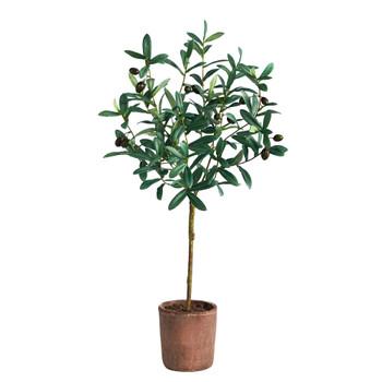 31 Olive Artificial Tree - SKU #T1705
