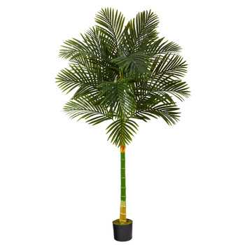 6 Golden Cane Artificial Palm Tree - SKU #T1839