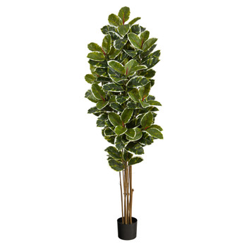 6 Oak Artificial Tree UV Resistant Indoor/Outdoor - SKU #T2039