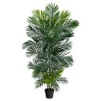 5 Areca Artificial Palm Tree UV Resistant Indoor/Outdoor - SKU #T2046