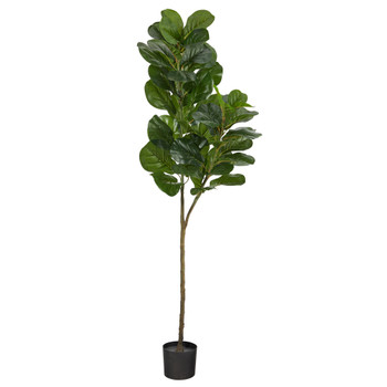4.5 Fiddle Leaf Fig Artificial Tree - SKU #T2104