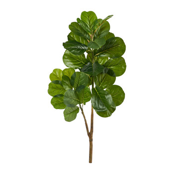 3.5 Fiddle Leaf Fig Artificial Tree - SKU #T2107