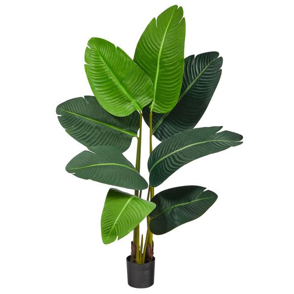 3.5 Travelers Palm Artificial Tree - SKU #T2108
