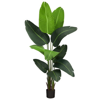 5 Travelers Palm Artificial Tree - SKU #T2109