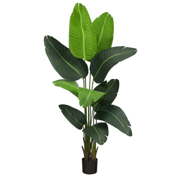 5 Travelers Palm Artificial Tree - SKU #T2109