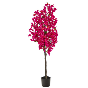 5 Bougainvillea Artificial Tree - SKU #T2399