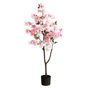 4 Cherry Blossom Artificial Tree - SKU #T2721-PK