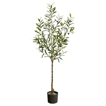 5 Olive Artificial Tree - SKU #T2725
