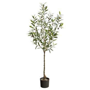 5 Olive Artificial Tree - SKU #T2725