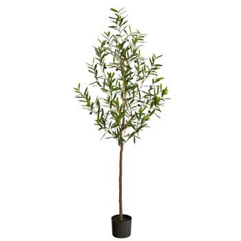 6 Olive Artificial Tree - SKU #T2726