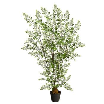 4 Ruffle Fern Artificial Tree - SKU #T2728