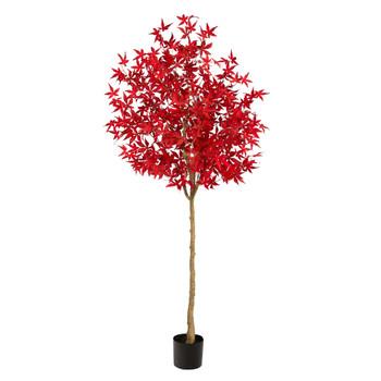 6 Autumn Maple Artificial Fall Tree - SKU #T2770
