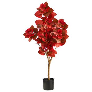 3 Autumn Pomegranate Artificial Tree - SKU #T2781