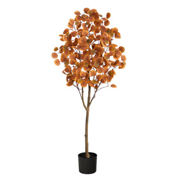 5 Autumn Eucalyptus Artificial Tree - SKU #T2782