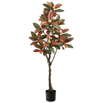 5 Fall Magnolia Artificial Tree - SKU #T2787