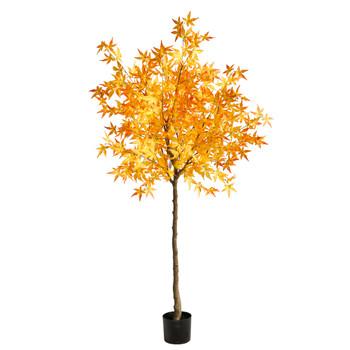 6 Autumn Maple Artificial Tree - SKU #T2797